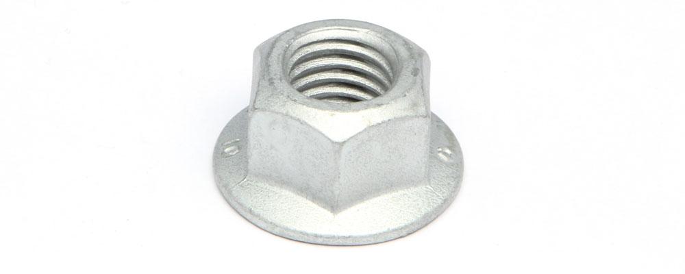 Tuerca hexagonal DIN 6927 autoblocante