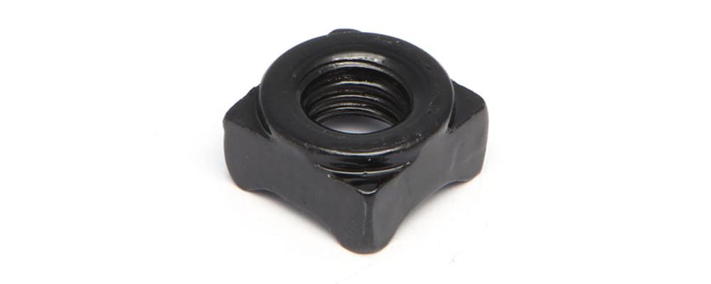 Tuerca DIN 928 soldable cuadrada