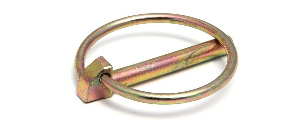 Pasador DIN 11023 anilla