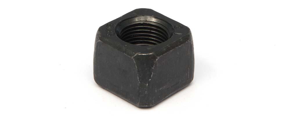 Tuerca cuadrada para tornillo de teja
