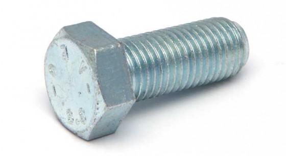 Tornillo DIN 933 zincado